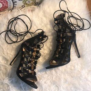 JustFab heels 👠